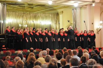 40 let Foerstrova komorního pěveckého sdružení, 25. 10. 2015