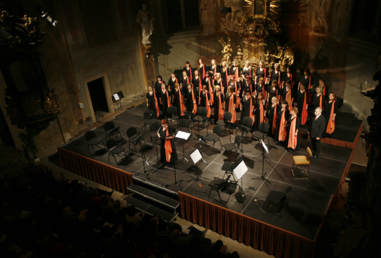 The 35th anniversary of the choir - concert