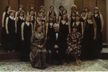 1983, Praha