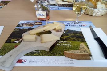 návštěva sýrárny
