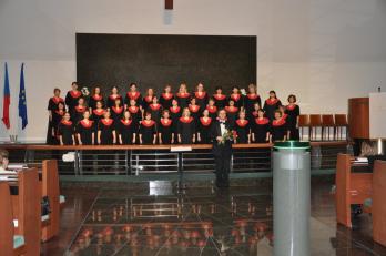 Tallinn - koncert v metodistickém kostele