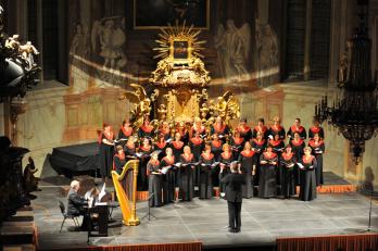 vánoční koncert v kostele sv. Šimona a Judy