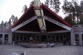 Mineralní park Setesdal