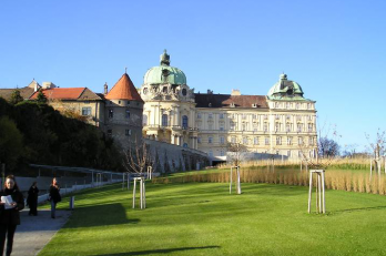 kláštter Klosterneuburg
