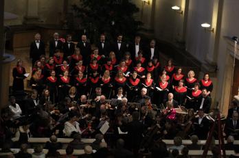 Vánoční koncert v kostele U Salvátora 19. 12.