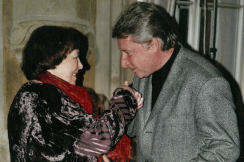 s dirigentem Václavem Mazáčkem