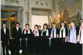 koncert ve Foerstrově síni - 25. 1. 2003