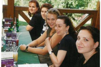 Letní soustředění v Letohradě