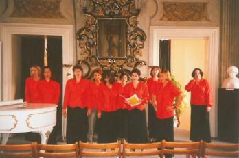 Muzeum A. Dvořáka - 20. 9. 2000