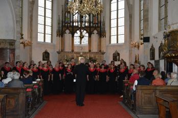 koncert v kostele sv. Vojtěcha v Praze