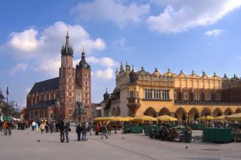 Mezinárodní festival v Krakově