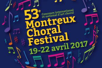 Mezinárodní sborová soutěž v Montreux