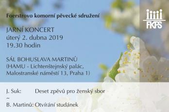 Jarní koncert FKPS