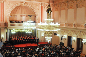 The 40st anniversary of the choir - concert