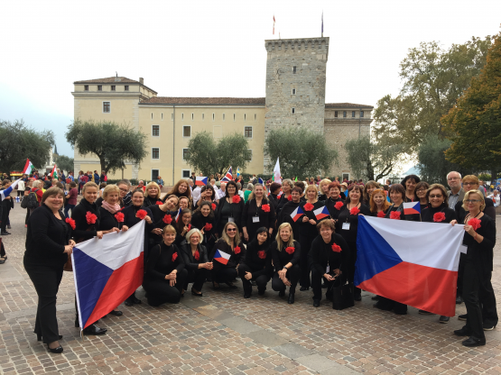 Soutěž v Riva del Garda