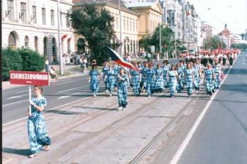 1988, Debrecen (Maďarsko)