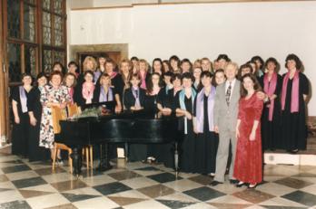 1995, Praha