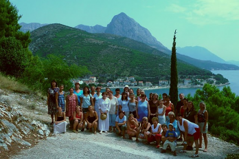 2010, Drvenik (Chorvatsko)