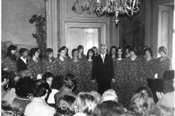 1975, Praha