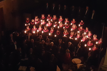 Vánoční koncert v kostele U Salvátora 12. 12.