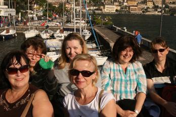výlet lodí do Malcesine