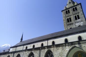 klášter sv. Mořice z 6. st.