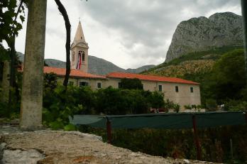 klášter v Zaostrogu