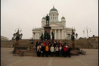 Helsinky - Senátní náměstí