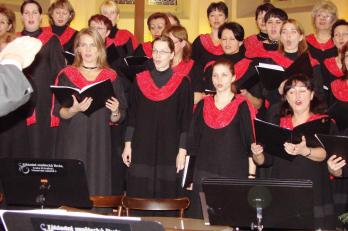vánoční koncert v kostele U Salvátora