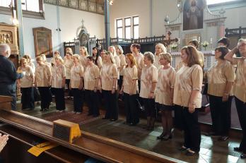 Koncert v kostele sv. Vojtěcha v Libni