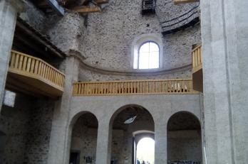 v unikátně rekonstruovaném kostele