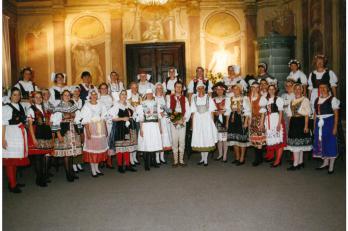 Libeňský zámeček 21. 10. 2004