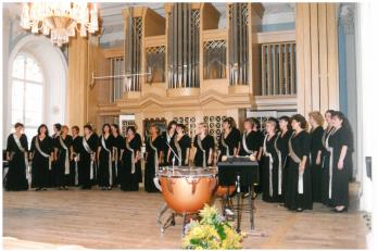 Sál Martinů - 25. výročí FKPS - 13. 6. 2000