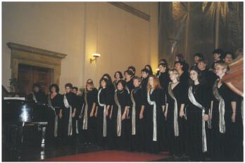 Kostel U Salvátora - 9. 12. 2000