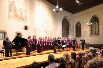 první vánoční koncert v Betlémské kapli (foto M. Mejstřík)