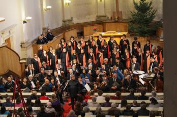 s Komorním orchestrem Dvořákova kraje